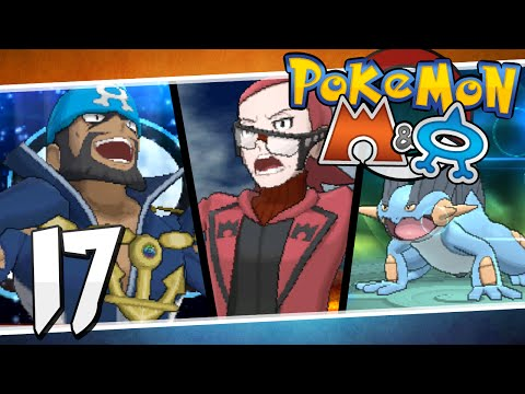 Pokémon Omega Ruby and Alpha Sapphire - Episode 17 | Mt. Chimney Showdown!