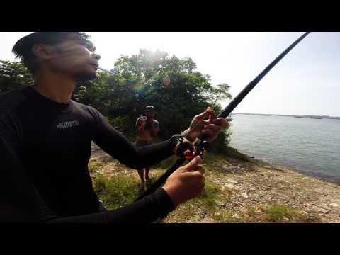 BDK Fishing Pulau Ubin 11Feb2017