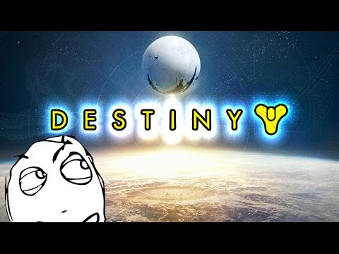 DESTINY BETA: HILARIOUS FUNNY MOMENTS FUNTAGE (Online Multiplayer Gameplay) - videogames  - 5TCYZO93jx4 -