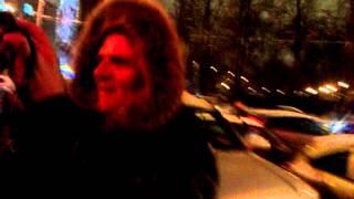 8.12.13 Москва Five Finger Death Punch  Глав Club очередь на концерт