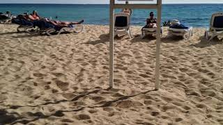 Dominican Beach Slow Motion - Cassi