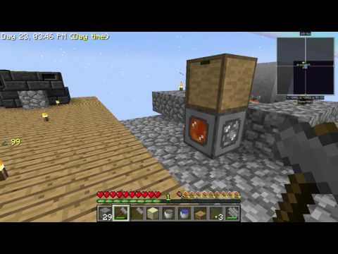 SkyFactory 3 with Direwolf20 - Episode 03 - Looking So Smelt