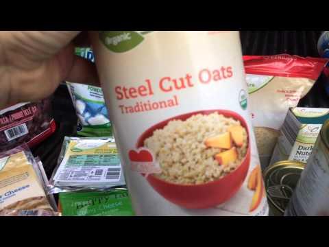 My non GMO Organic Aldi Haul!