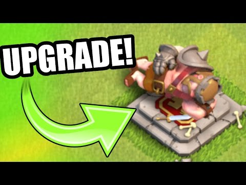 TIME TO UPGRADE!! - Clash Of Clans - PREPARING FOR THE UPDATE!
