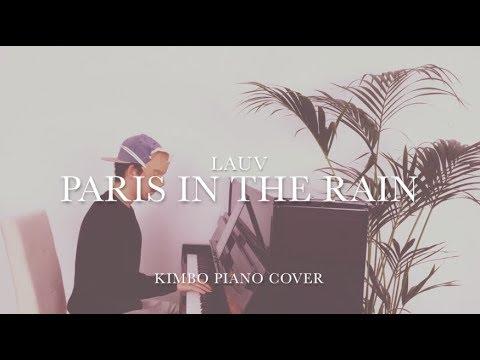 Lauv - Paris In The Rain (Piano Cover + Sheets) [lauv Cover Contest]