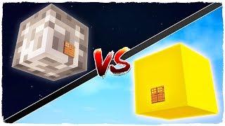 👉 Casa de SOL vs casa de LUNA - MINECRAFT