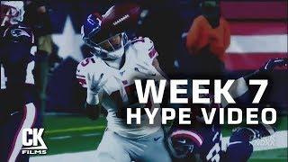 2019 New York Giants vs Arizona Cardinals | Uncut Hype Video