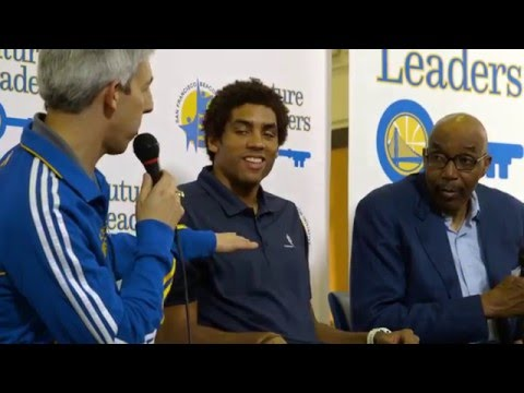 PwC Future Leaders with James Michael McAdoo