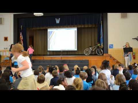 Avery Camden Highest Honors Award 1st grade