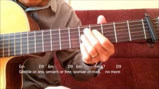 Catholic Hymn Guitar Solo  - One Bread One Body (John Foley SJ)