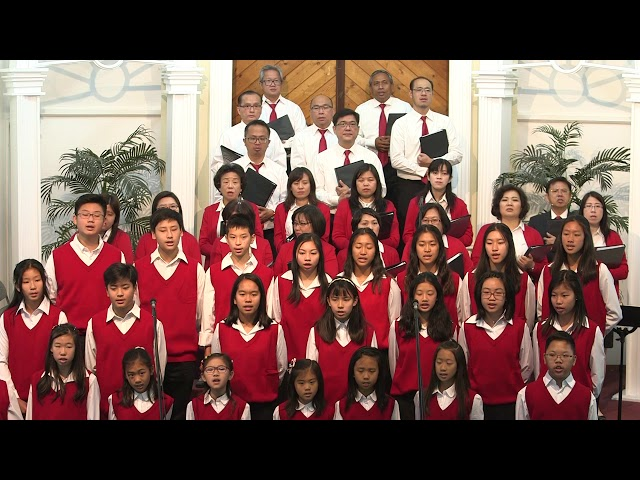 2019.04.21 - Easter Sunday Choir