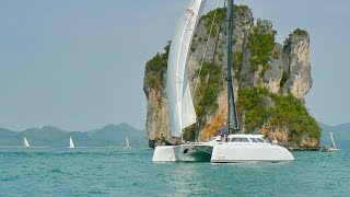 MOJO | G-Force 1500 | Schionning Luxury Peformance Catamaran For Sale