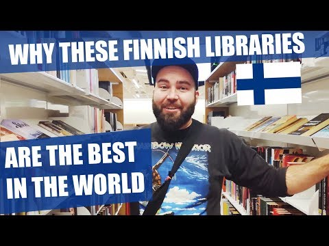 100 reasons why these Finnish libraries are the  world's best