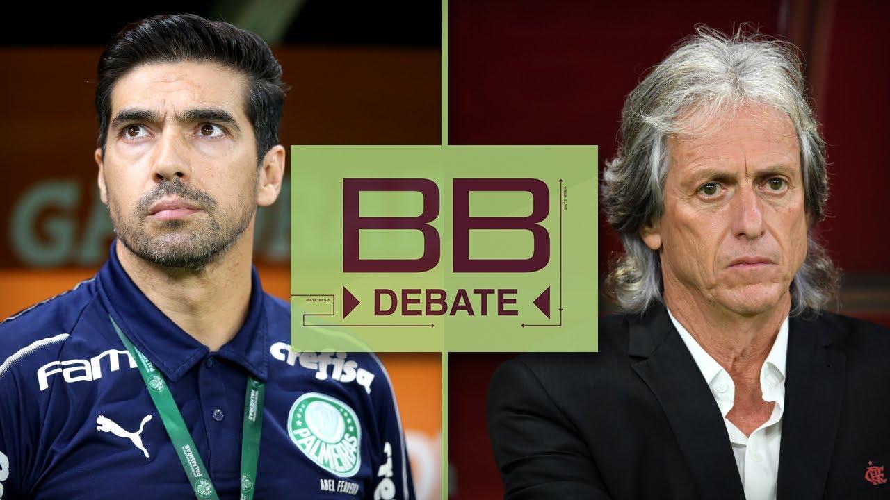 Dá para comparar Abel Ferreira e Jorge Jesus? | BB Debate