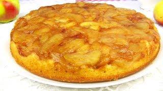 Яблочно-Банановый Пирог на Скорую Руку - вкус восхитительный!
