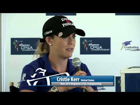Cristie Kerr, Stacy Lewis and Shanshan Feng's Pre-Tournament Interview at Wegmans LPGA Championship