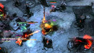 Dota 2 ● Play ShadowFiend Ranked ● Musaki