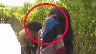 Indore Police Thrash 'Couples' Sitting in Park | SHOCKING VIDEO