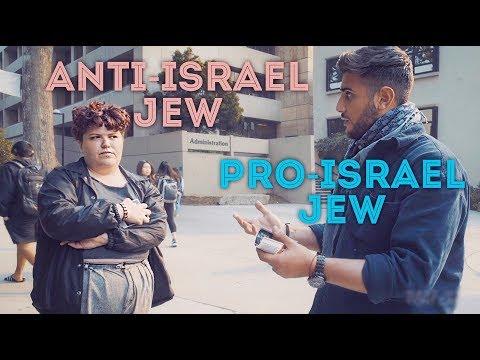 Talking Sense Into Anti-Israel Jews