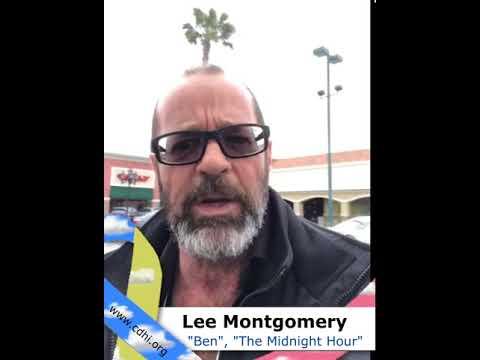 Lee Montgomery  2018 CDH Awareness Day Telethon
