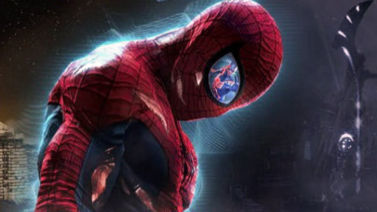 the amazing spiderman vs spiderman edge of time 2014 full