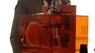 видео Эксперты считают, что будущее строительства за 3D-принтерами