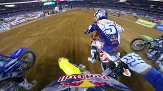 GoPro Ken Roczen Main Event 2015 Monster Energy Supercross from Arlington