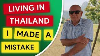 Thailand Village Life Did I Make A Mistake!