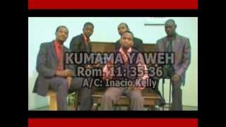 KUMAMA YAWEH - DILUBANZA JUNIOR ( ANGOLA GOSPEL MUSICA)