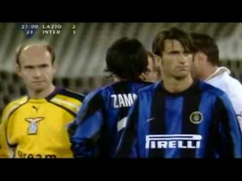 Drama Ronaldo vs Lazio 12-04-2000