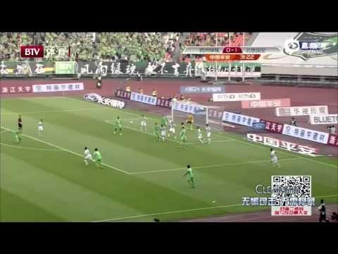 Hangzhou Greentown vs Beijing Guo'an 1-1 | That's Mags