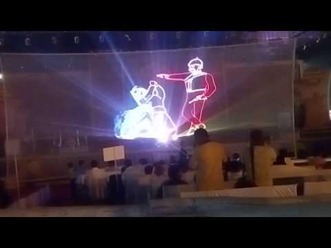 BIHAR Diwas in lezar show patna gandhi maidan 2018
