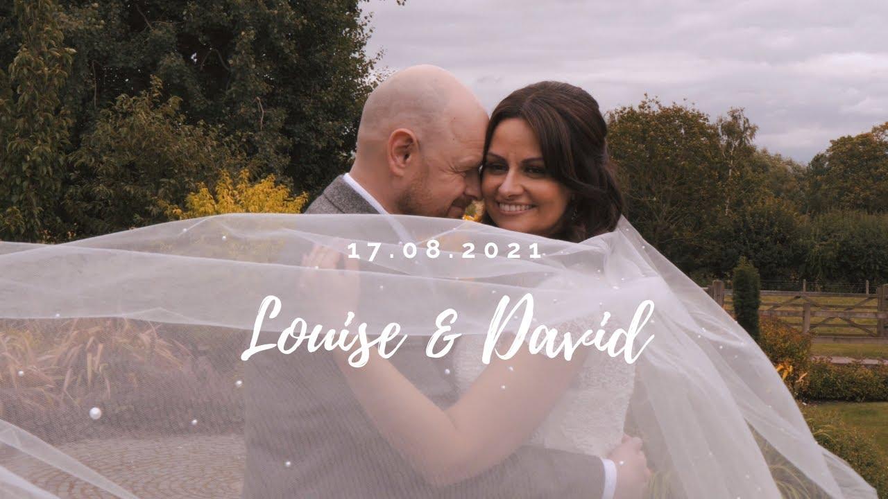 A Midlands Wedding   Louise & David Wedding Highlights Film