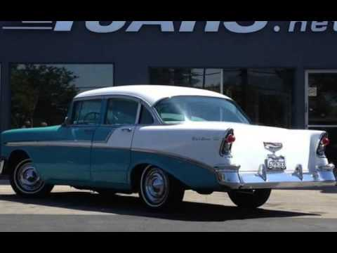 1956 chevrolet bel air 150 210 4 door sedan for sale in for 1956 chevy belair 4 door for sale