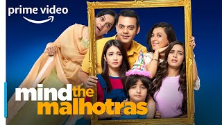 Stream Now: Mind The Malhotras - 5 Hajaar   Cyrus Sahukar, Mini Mathur   Amazon Prime Video