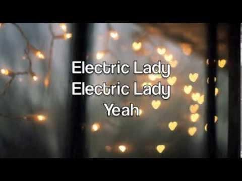 Electric Lady Janelle Monae Lyrics