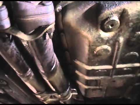 2005 BMW 325i Transmission oil leaks  YouTube