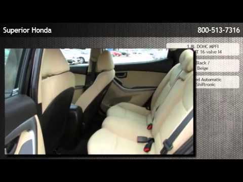 2013 Hyundai Elantra Sedan Automatic GLS   New Orleans