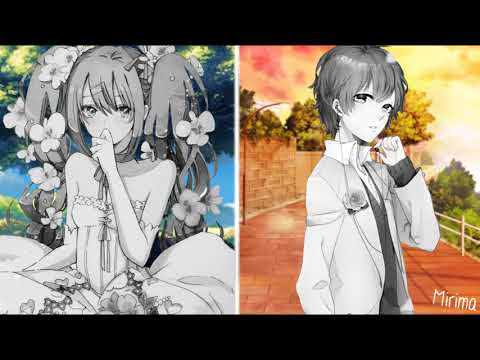 Nightcore - Beauty And A Beat (Switching Vocals) - 1 HOUR VERSION