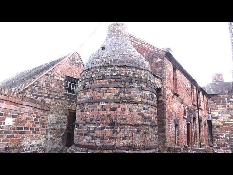 The Victorian Clay Pipe Works At Broseley