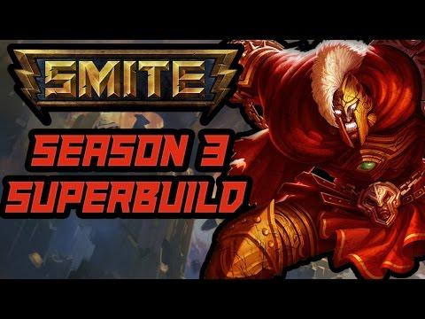 ARES - Smite Super Builds Season 3 Ep.277