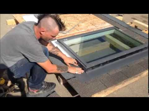 How To Install A Skylight Video You