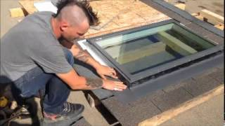 How to install a skylight video