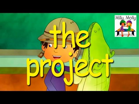 Milly Molly   The Project   S2E24