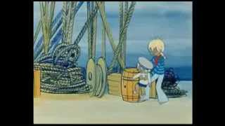 В порту: Музыкальный мультфильм В порту.