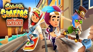 Subway Surfers World Tour 2016 - Venice in beautiful Italy!