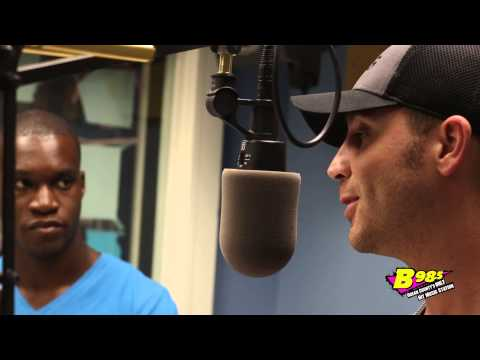 B98.5 Presents: Nick Fradiani Interview Part 2