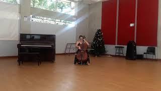 Sonata en E menor op.38 No. 1 Rondo - Bernard Romberg (Cellista: Madeline Vargas)