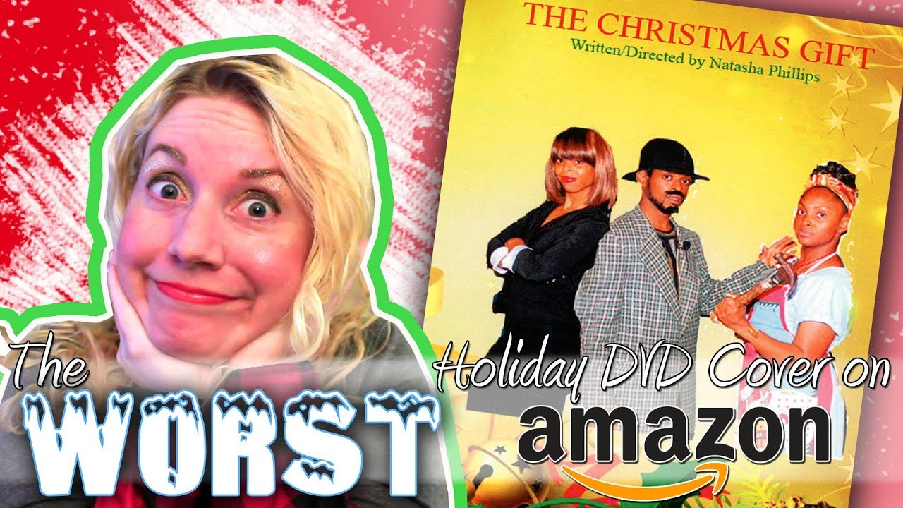 The Christmas Gift.The Worst Holiday Dvd Cover On Amazon The Christmas Gift Movie Nights