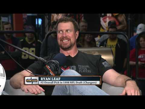 Ryan Leaf on The Dan Patrick Show (Full Interview)
